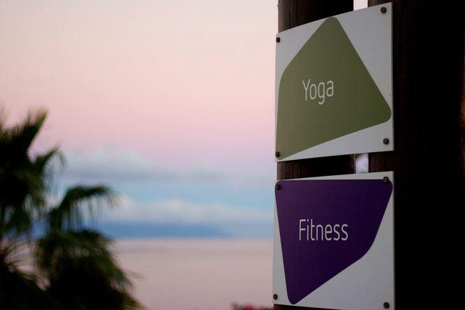 Wegweiser Yoga und Fitness