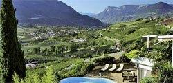 Hotel Golserhof in Dorf Tirol / Meran