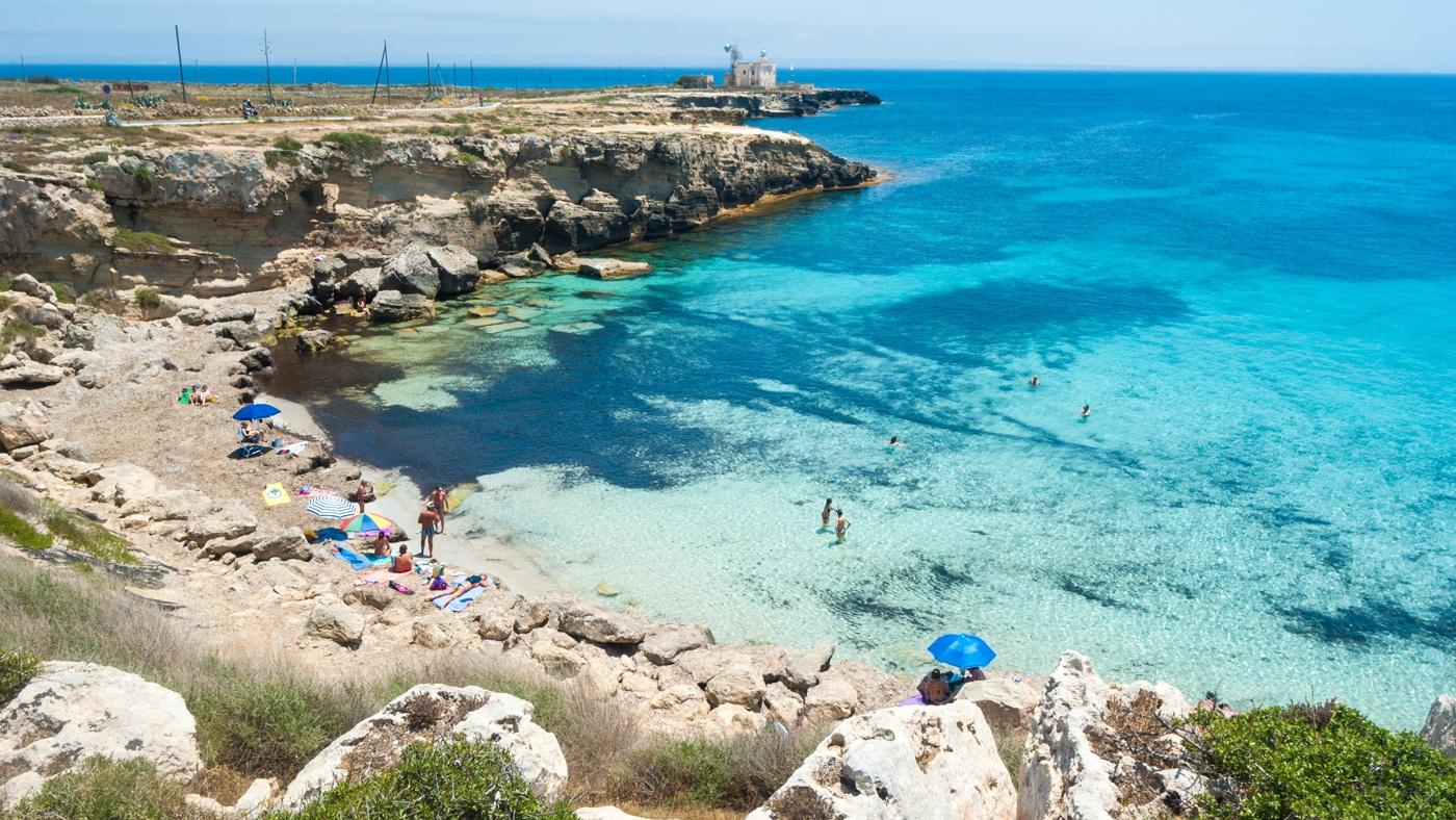Wo die schönsten Urlaubsfotos und Erinnerungen entstehen: Cala Rossa