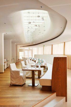Das stilvolle Restaurant Jadran im Falkensteiner Hotel & Spa Iadera