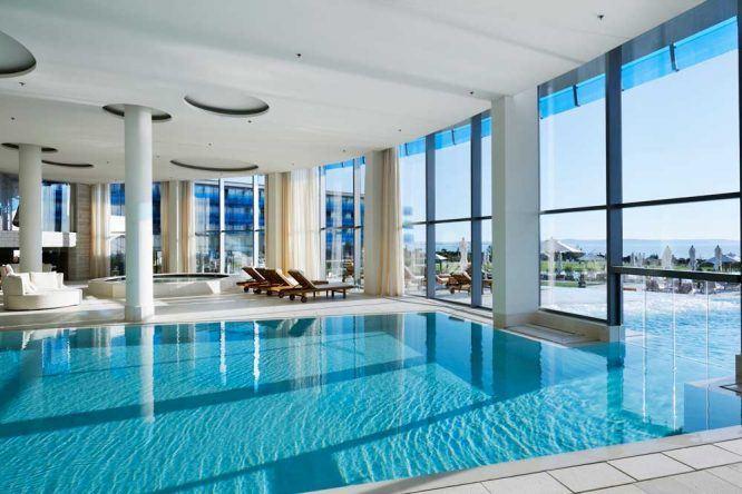 Entspannung pur im Falkensteiner Hotel & Spa Iadera