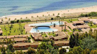 Das 4-Sterne Hotel Garden Beach in Sardinien, Italien