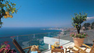 Hotel Monte Tauro auf Sizilien in Italien