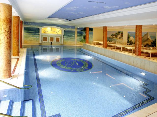 Wellnesss im Rugard Strandhotel