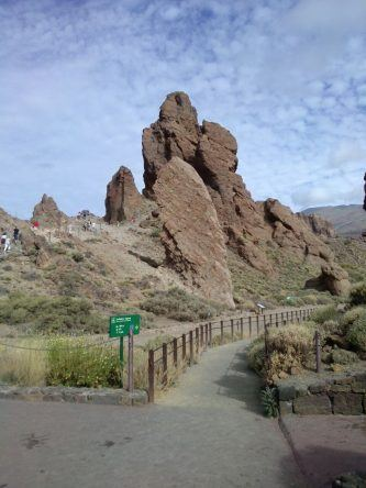 Nationalpark Teneriffa