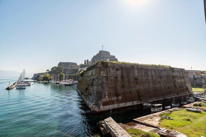Alte Festung Korfu