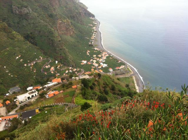 Ausblick Madeira