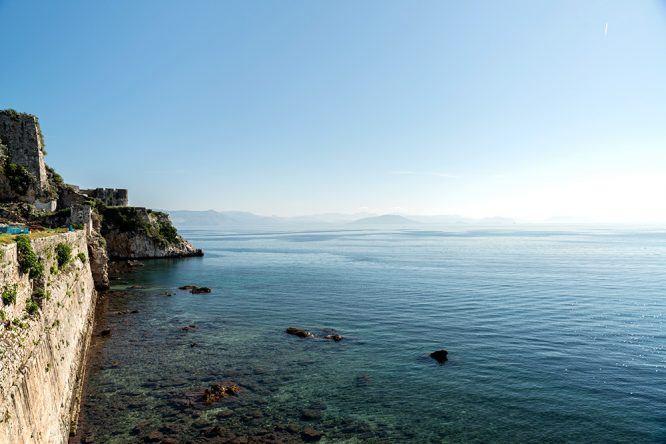 Festung Korfu