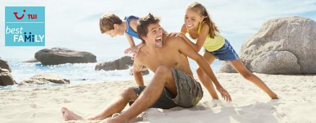 Familienspaß im TUI best FAMILY Hotel