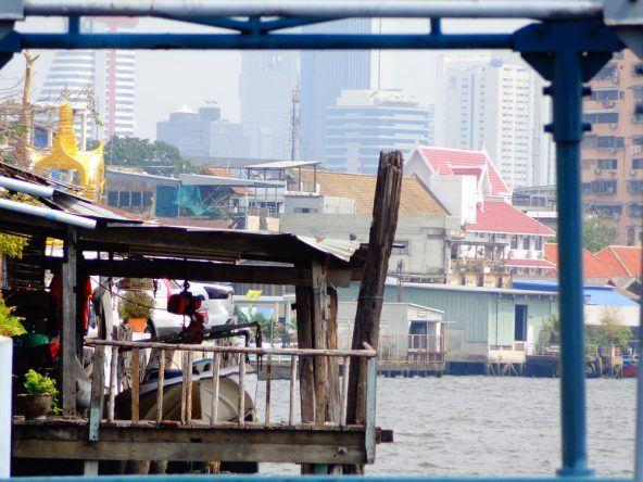 Bangkoks Ufer