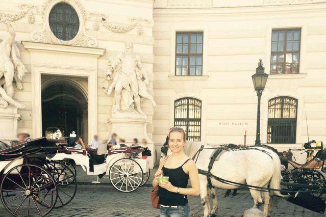 Fiaker Kutschen Wien