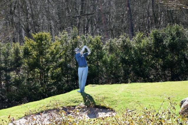 Golfer Figur A-ROSA Scharmützelsee