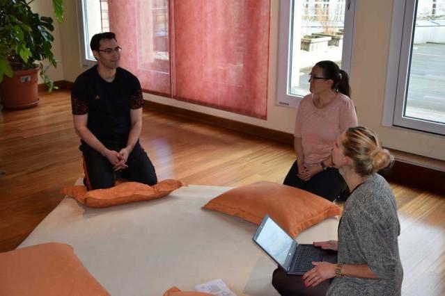 Im Gespräch mit Stefan, dem Ayurveda-Therapeuten des A-ROSA Scharmützelsee