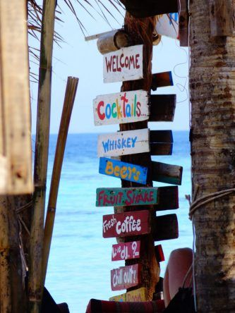 Strandbar Koh Lipe