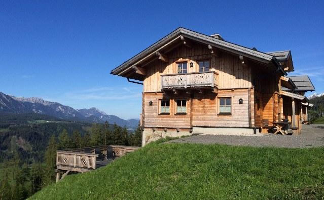 Almhütte Steiermark Österreich