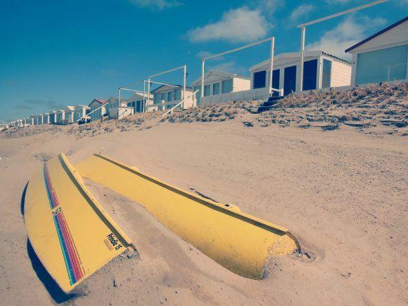 Ausspannen am Strand