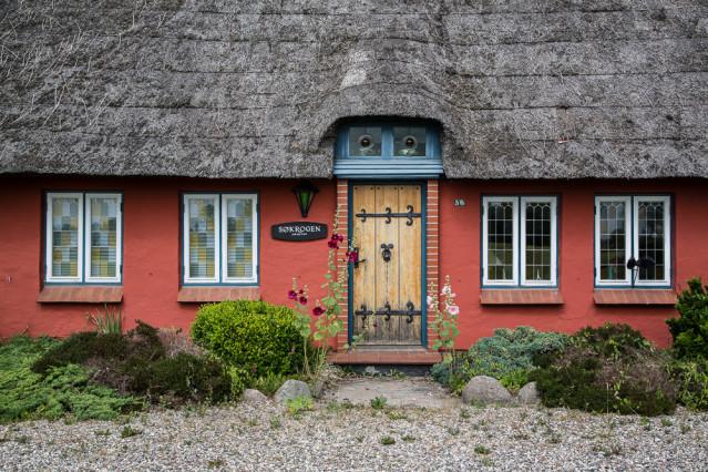 Idylle Ferienhaus Dänemark