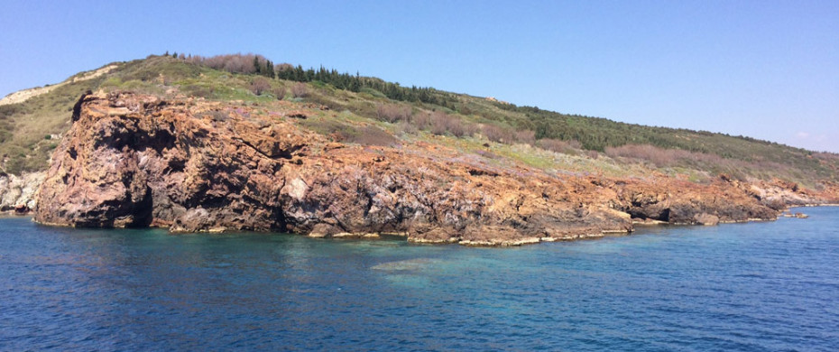 Fantastische Aussichten beim Ausflug Blaue Reise der TUI