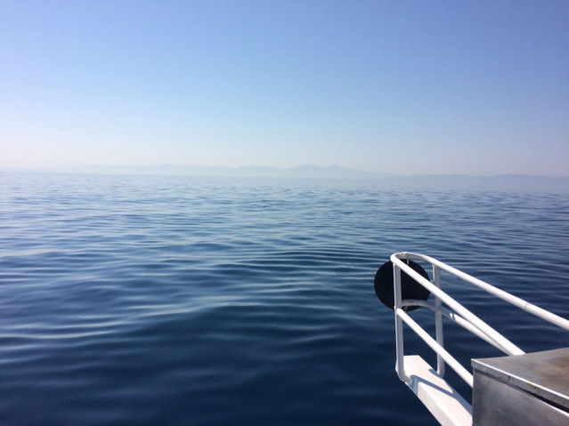 Blaue Reise - das Meer hält, was der Name verspricht.