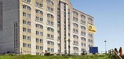 Center Parcs Strandhotel Zandvoort an der Nordsee
