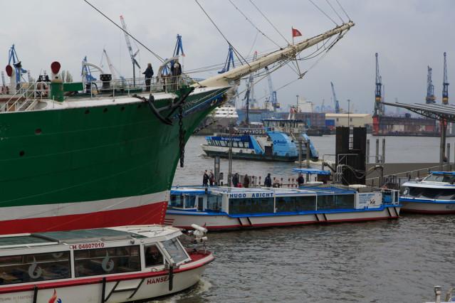Hamburg Schiffe