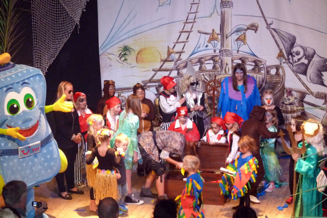 KInder Musical TUI best Family