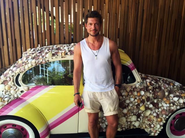 Sebastian Deyle Muschel Auto