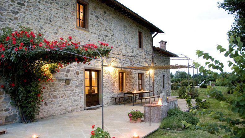 Urlaub im Landgut mit eigenem Pool in den Hügeln der Toskana