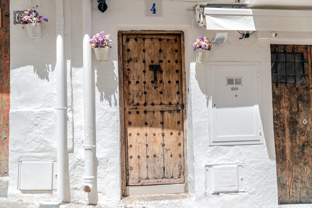 Dalt Vila Ibiza-Stadt
