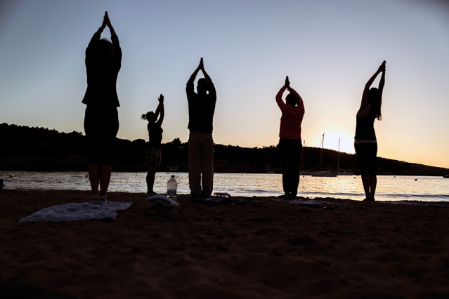 Sunset Yoga Ibiza