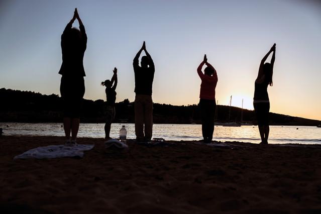 Sunset Yoga Ibiza