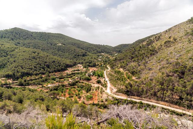 Aussteigerdorf Ibiza