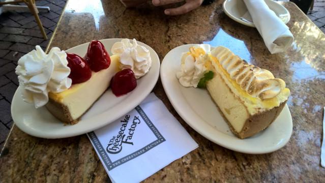 Käsekuchen Cheesecake Factory Florida