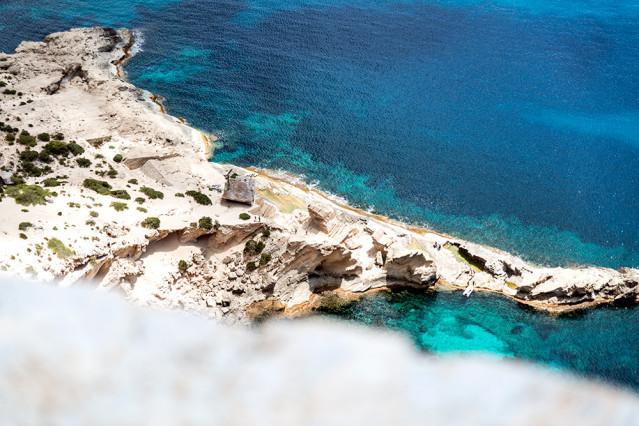 Es Vedra Ibiza Atlantis Felsen