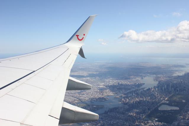 TUIfly Flug New York