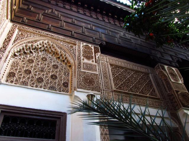 Bahia Palace Marrakesch