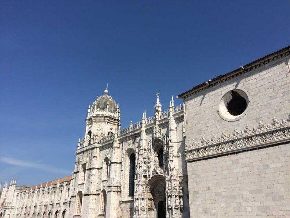 Mosteiro dos Jeronimes (Hieronymitenkloster) in Belém