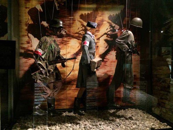 Für mich das einprägendste Bild im Museum des Warschauer Aufstandes
