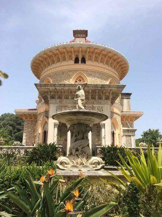 Ein weiterer Palast in Sintra: Palácio de Monserrate