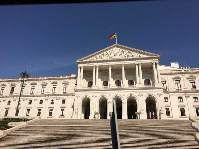Palácio de Sao Bento: Besser bekannt als Palast St. von Benedikt