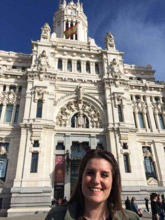 Der Palast der Kommunikation: Eher bekannt als Palacio de Cibeles