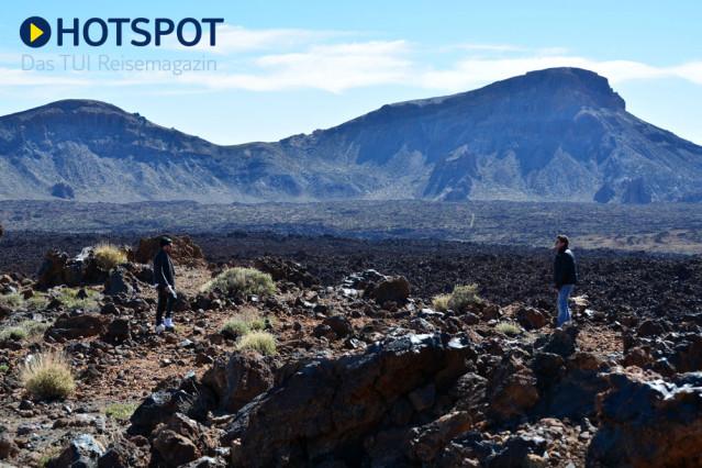Vulkanlandschaft Teide Teneriffa