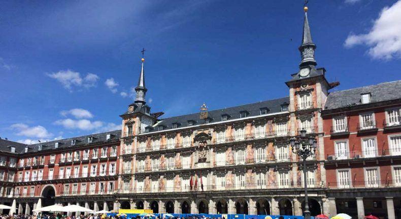 Die Plaza Mayor