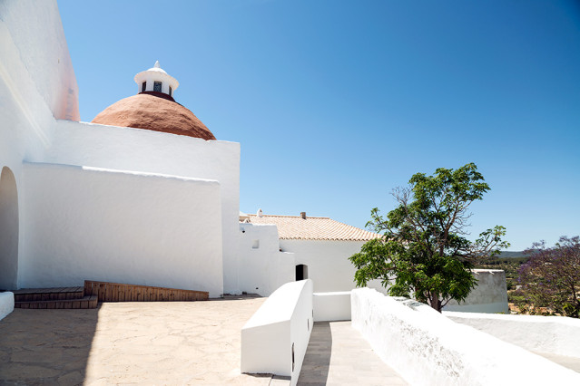 Kirche Santa Eulària Ibiza