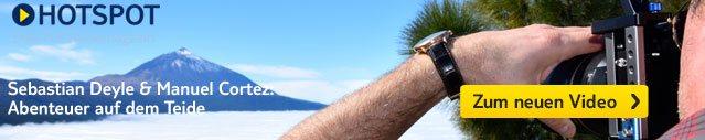HOTSPOT Kanaren auf dem Teide