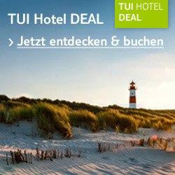 Jetzt entdecken: Vorteile nutzen und Kurztrip mit den TUI Hotels DEALS buchen