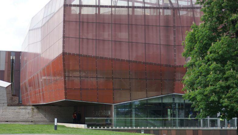 Das Wissenschaftszentrum Kopernikus in Warschau