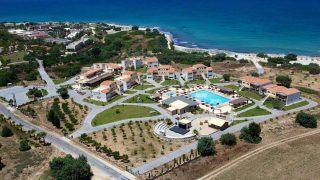 1-2-FLY FUN CLUB Achilleas auf Kos in Griechenland