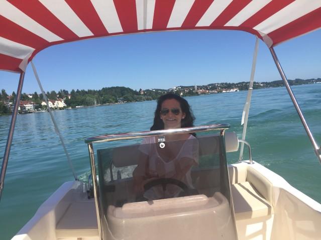 Bootfahren Bodensee