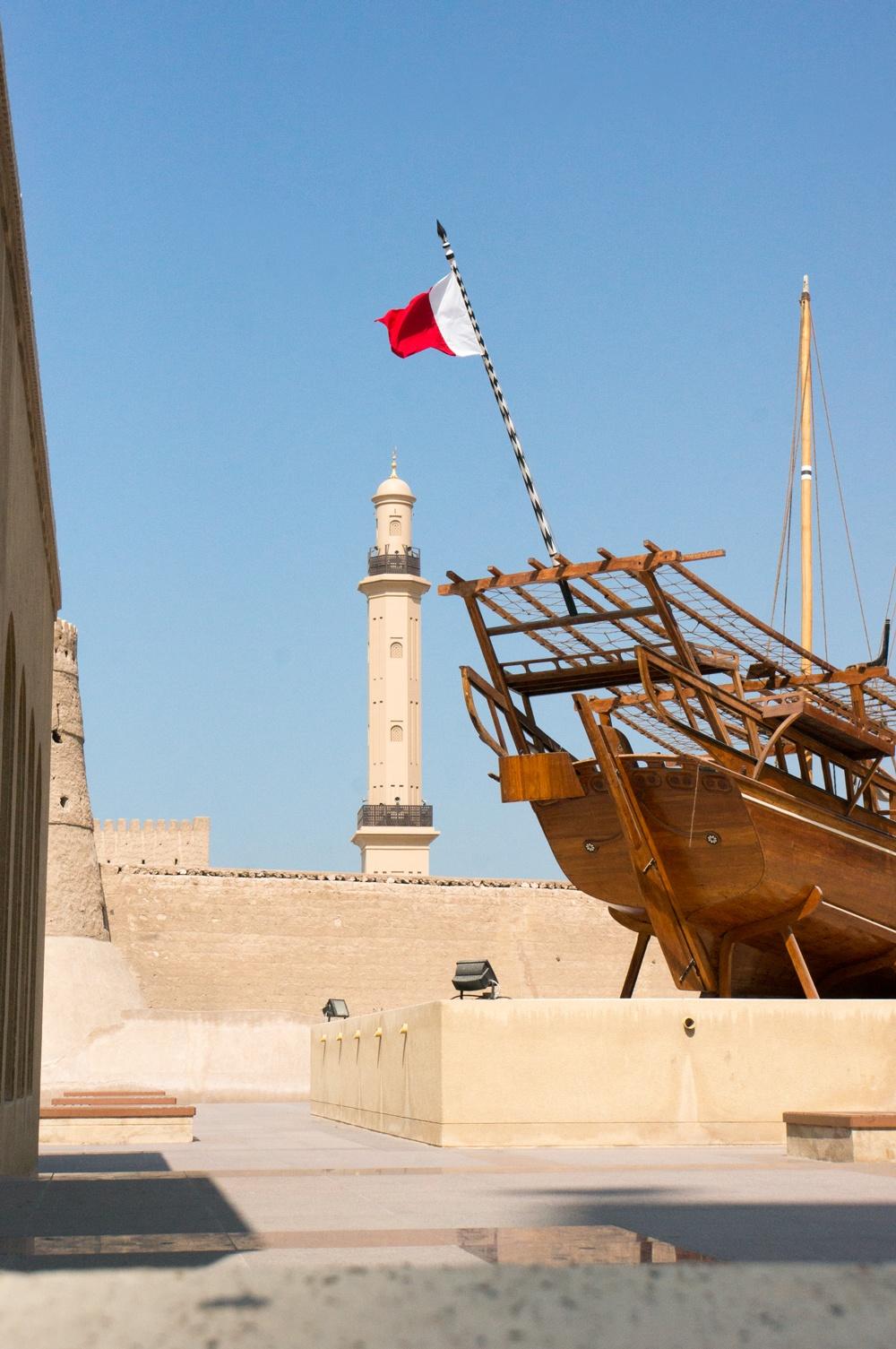 Das Dubai Museum